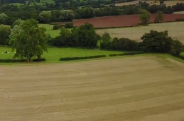 shropshire drone land surveying, commercial drone photography building inspections UAV survey